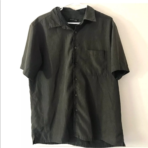 Kenneth Cole Other - ❗️SOLD❗️Kenneth Cole Men's Button Front Shirt